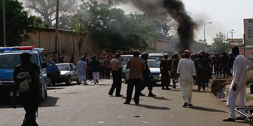 Camiye intihar saldırısı: 42 ölü