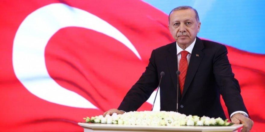 Cumhurbaşkanı Erdoğan için imzalar verildi