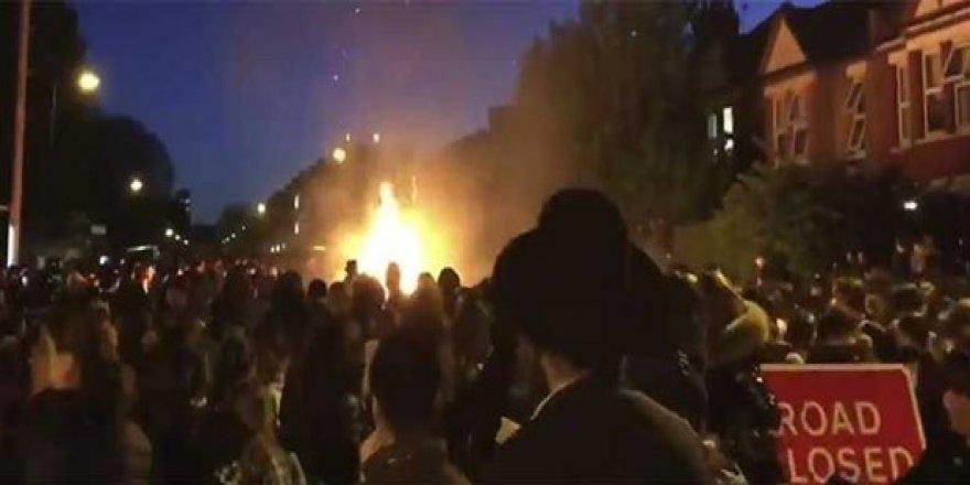 İngiltere'de patlama :30 yaralı