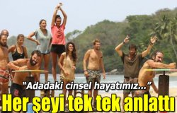 Survivor'da cinsel hayat!