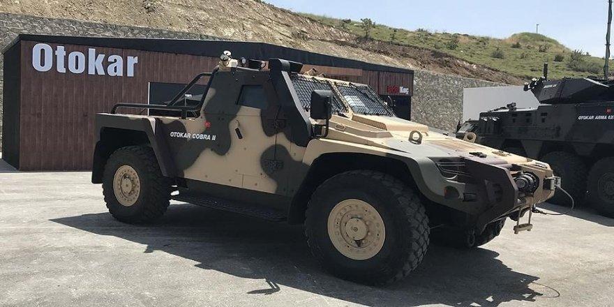 Türkiye'nin yeni zırhlısı: Cobra II Yük Taşıyıcı