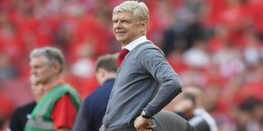 Arsene Wenger'e görkemli veda!