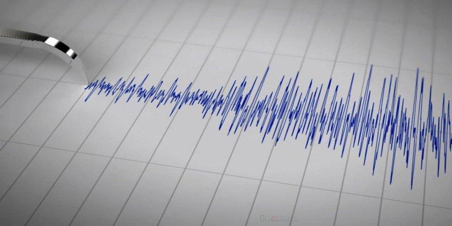 Korkunç deprem: 82 yaralı