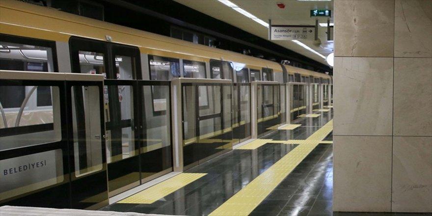 Bir sürücüsüz metro hattı daha
