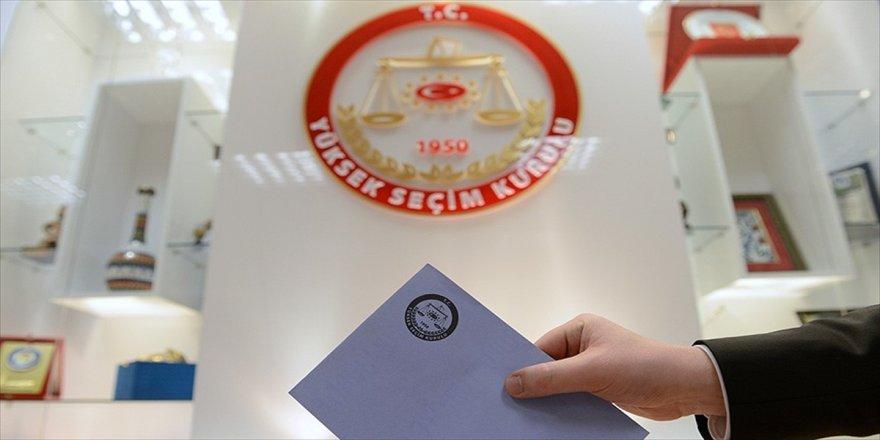 Milletvekili aday listelerinde son gün 21 Mayıs