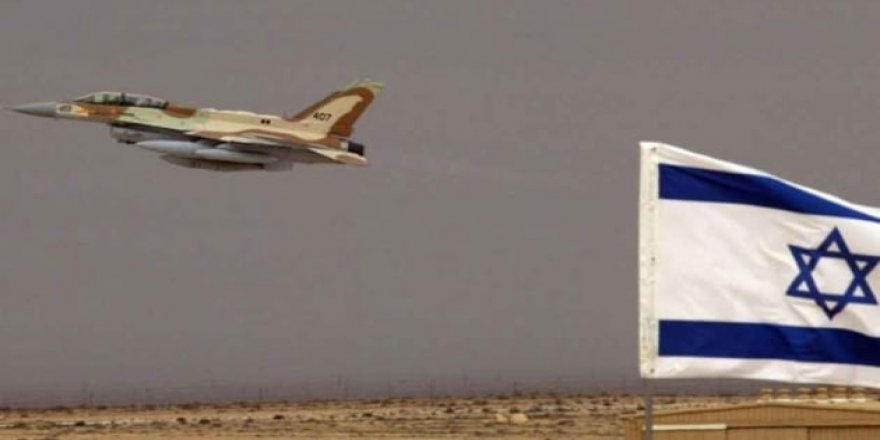 4 İsrail savaş uçağı Lübnan hava sahasını ihlal etti