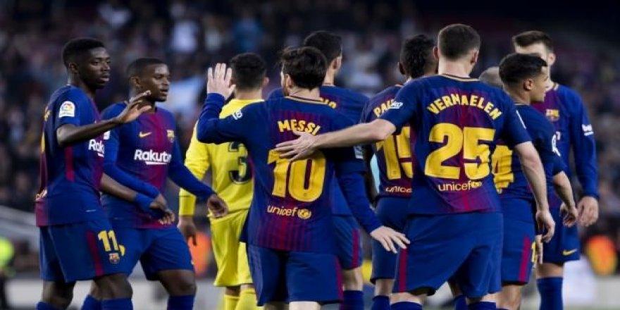 Barça, Villarreal'e acımadı!
