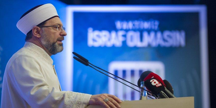 Ramazan ayının teması 'israf'