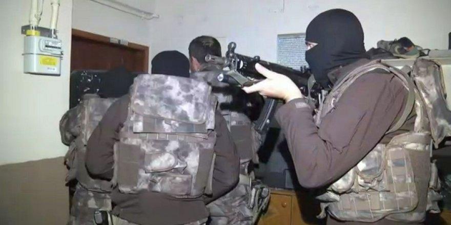 Kocaeli'de dev uyuşturucu operasyonu