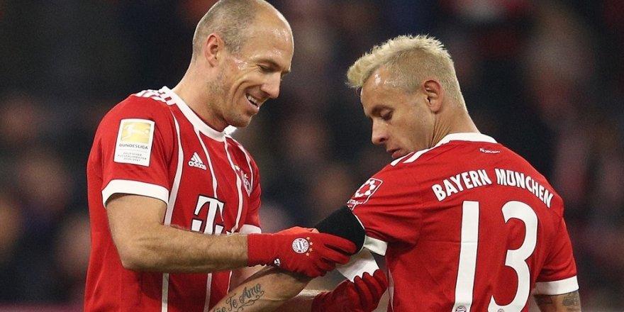 Robben ve Rafinha ile 1 yıl daha