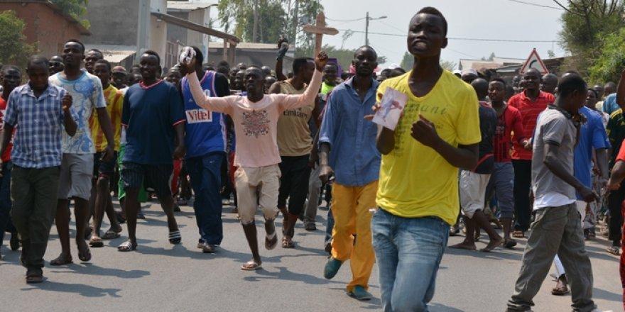 Burundi'de saldırı: 23 ölü