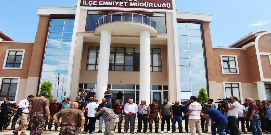 Afrin'de görev yapan 23 PÖH döndü