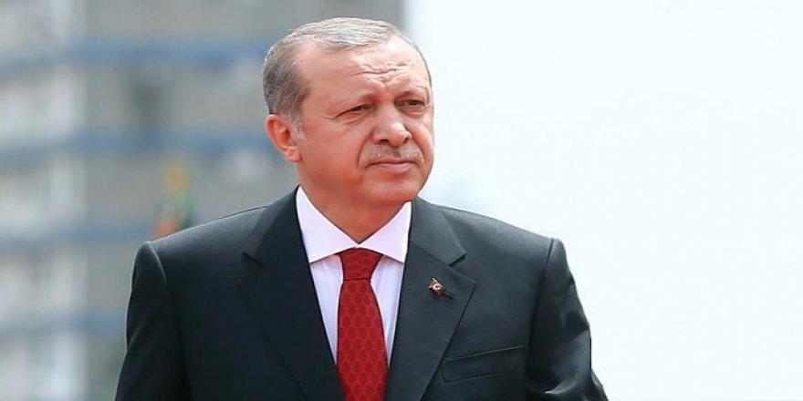 Cumhurbaşkanı Erdoğan, Londra'da
