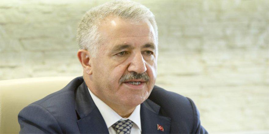 Bakan Arslan'dan seçim açıklaması