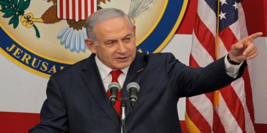 Netanyahu'dan Hamas açıklaması