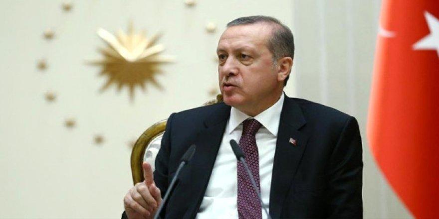 Erdoğan'dan Merkez'e sert çıkış!