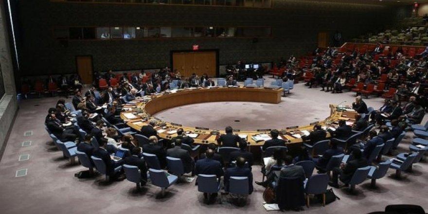 Kuveyt, BMGK'yı acil toplantıya çağırdı