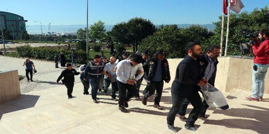 Kocaeli'de torbacı operasyonunda 26 kişi tutuklandı