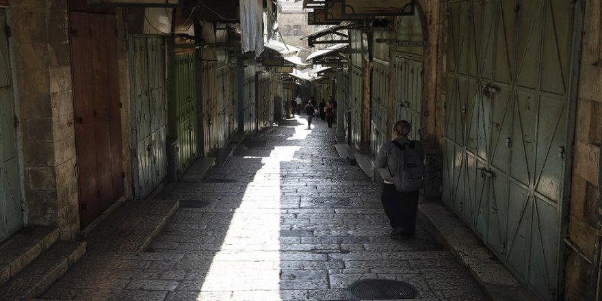 Batı Şeria'da boykot