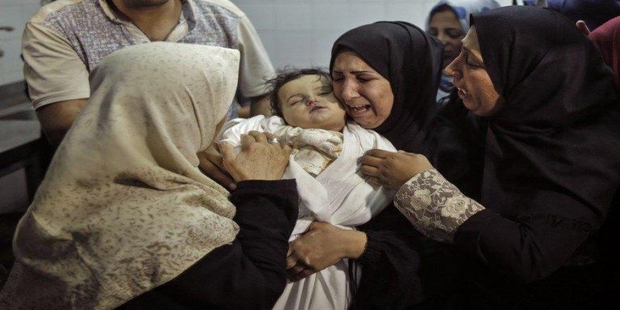 Katliamın ardından Gazze diken üstünde