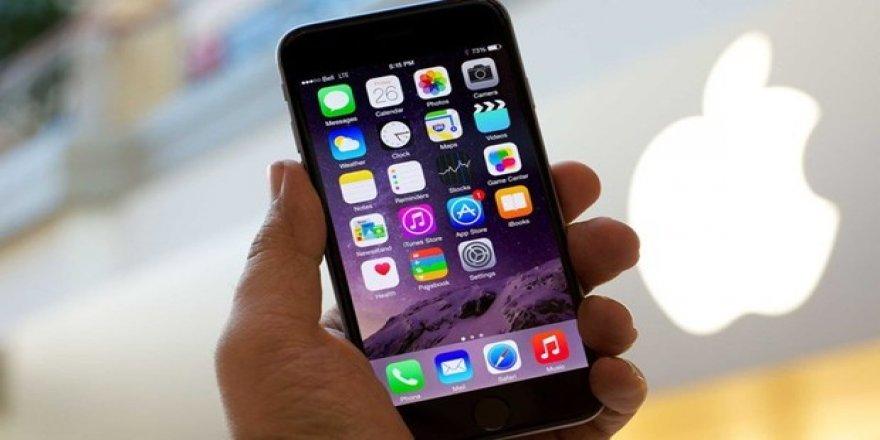 iPhone'lar için yeni güncelleme