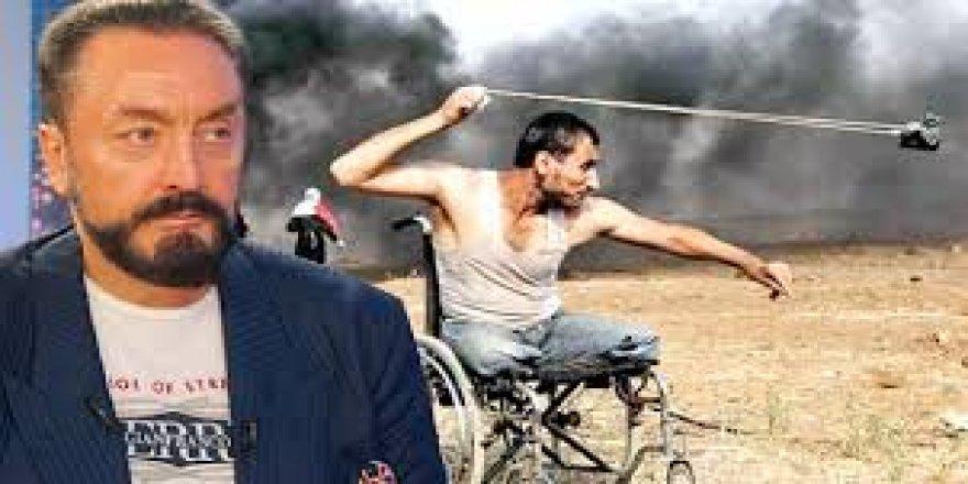 """""""İsrail soyundanım"""" diyen Adnan Oktar'dan Gazze yorumu!"""