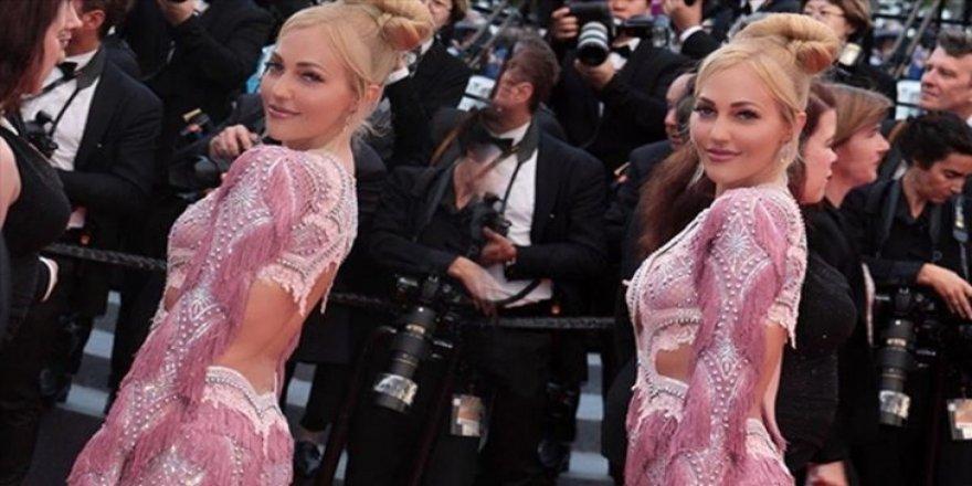 Meryem Uzerli'ye Cannes şoku!