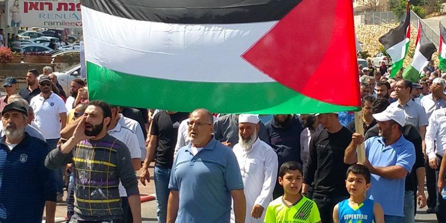 İsrail'in Arap bölgelerinde genel grev var