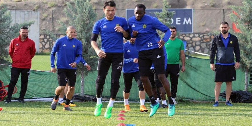 Evkur Yeni Malatyaspor kapanışı iyi yapmak istiyor
