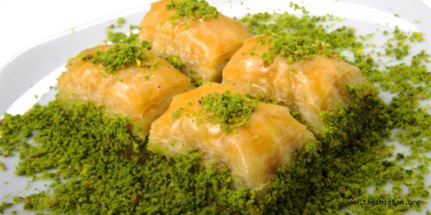Ramazan'da fıstıklı baklava olmayacak