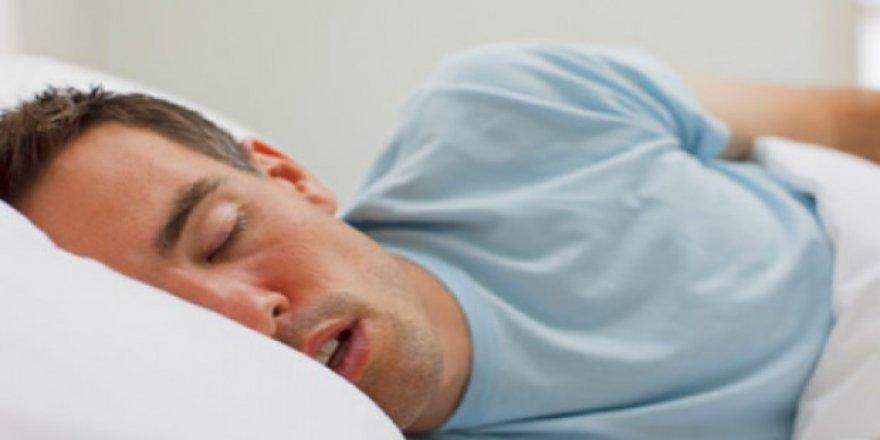 Uykuda 'karabasan' çökmesinin nedeni