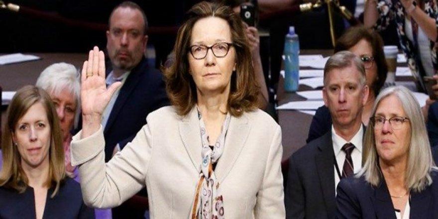 Haspel'in CIA başkanlığı için bir adım kaldı