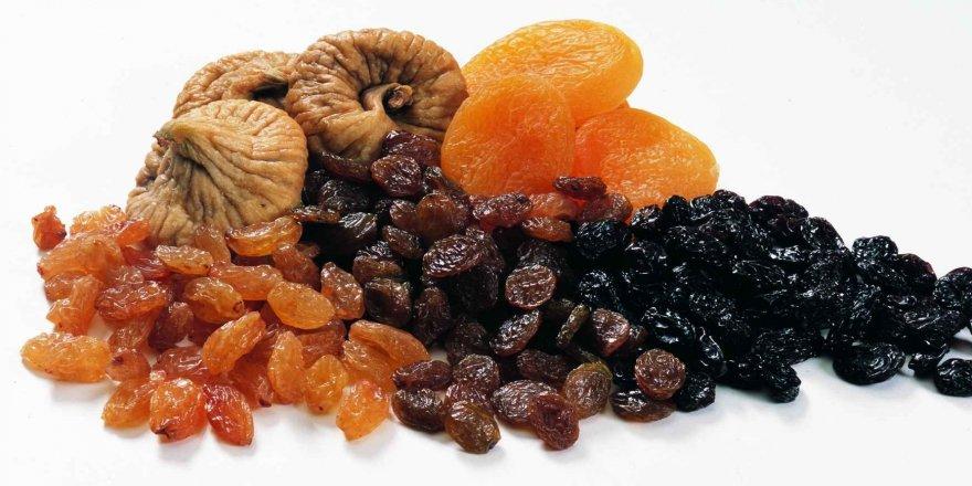 Kuru meyve ihracatı 500 bin tona yaklaştı
