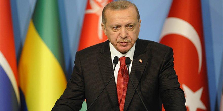 Cumhurbaşkanı Erdoğan'dan uluslararası topluma çağrı!