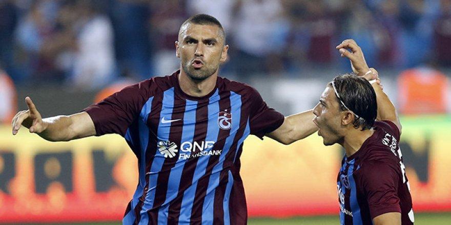 Trabzonspor'da Burak Yılmaz krizi!