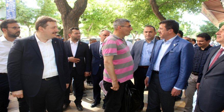 Gümrük vergisi uygulamasına Türkiye'den karşılık geldi