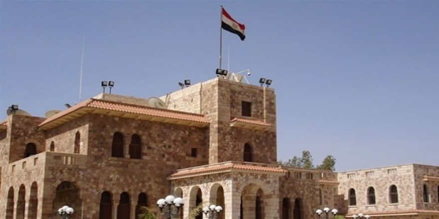 Sudan'dan Mısır'a 'dizi' notası!