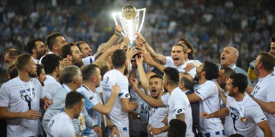 Erzurumspor'un şampiyonluk serüveni