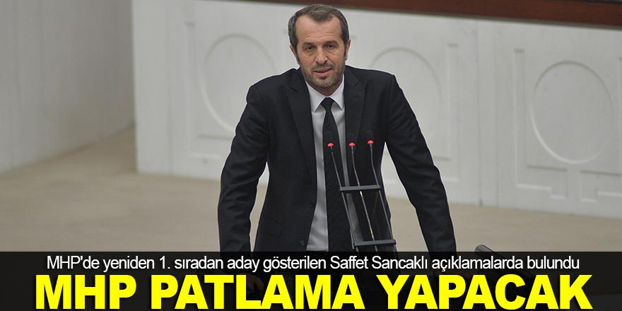 Sancaklı: MHP oy patlaması yapacak
