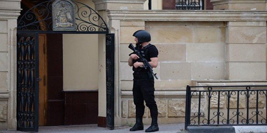 Çeçenistan'da 7 kişinin öldüğü saldırıyı DEAŞ üstlendi