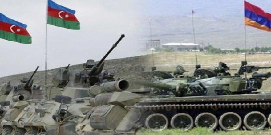 Ermenistan-Azerbaycan arasında çatışma çıktı!