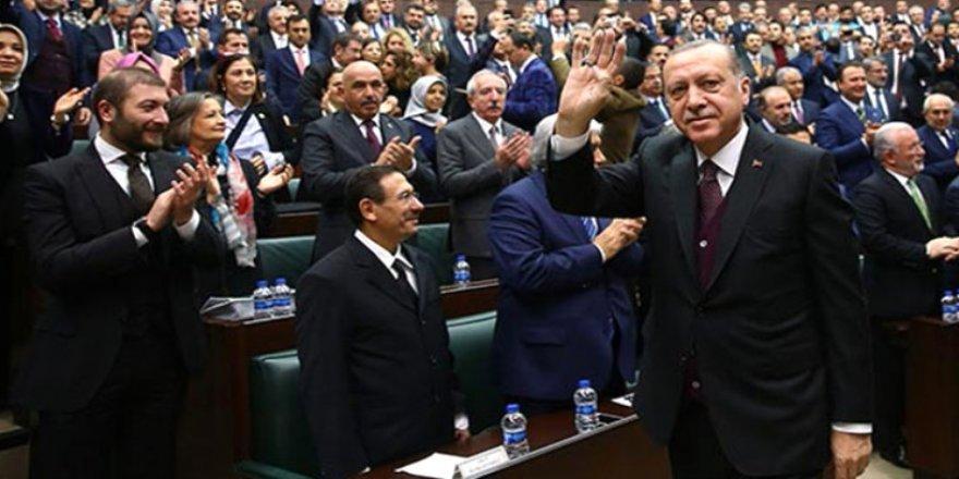 AK Parti'de 200 milletvekili liste dışı kalacak