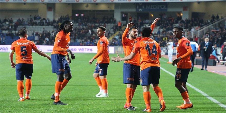 Başakşehir'in şampiyonluk hedefi yine tutmadı