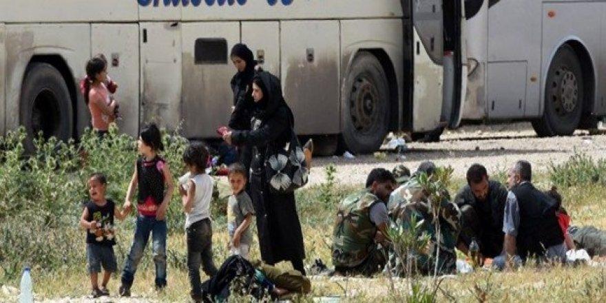 Şam ve kırsalı tamamen Esad'ın kontrolünde