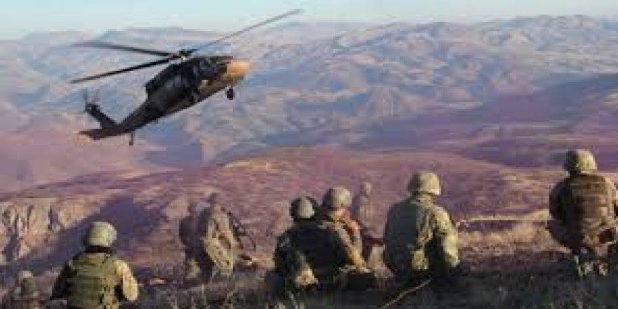 Kuzey Irak'da hain saldırı: 2 şehit, 2 yaralı