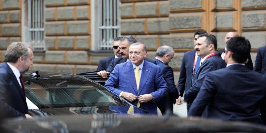 Erdoğan'ın programı belli oldu!