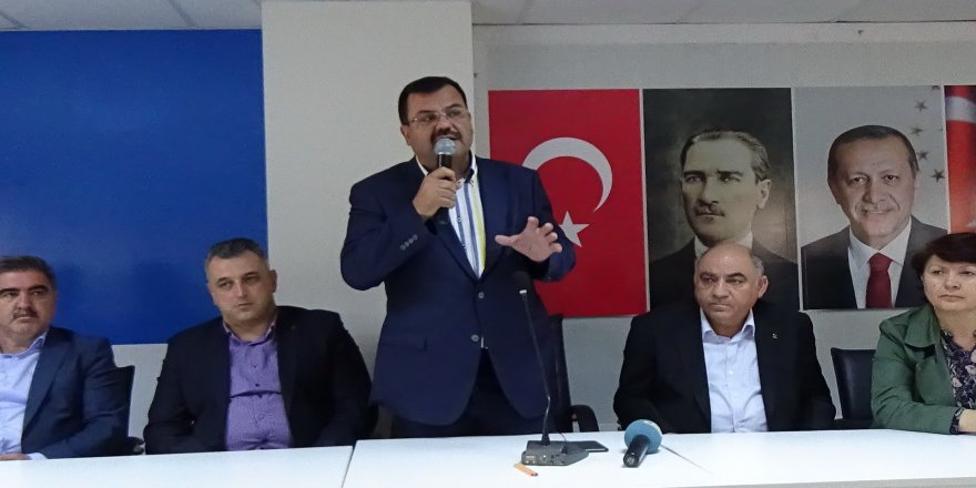 AK Parti'den ilk mesaj: 3-0