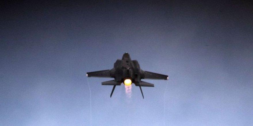 İsrail, F-35'lerle saldırı yapan ilk ülke oldu!