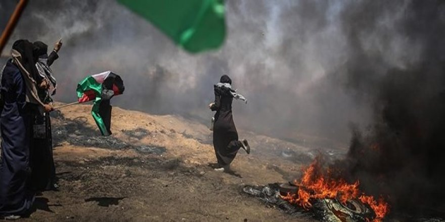 Filistin'den İsrail'e karşı yeni adım