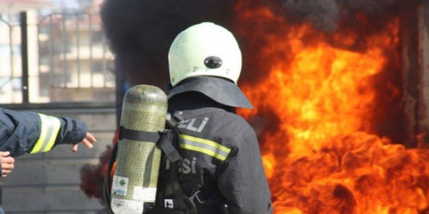 İstanbul Teknik Üniversitesi'nde yangın!